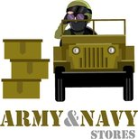 Army surplus, military equipment, combat boots, camouflage clothing, cadet uniform